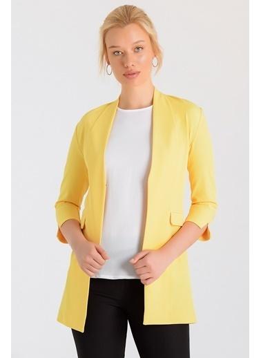 Jument Ceket Sarı